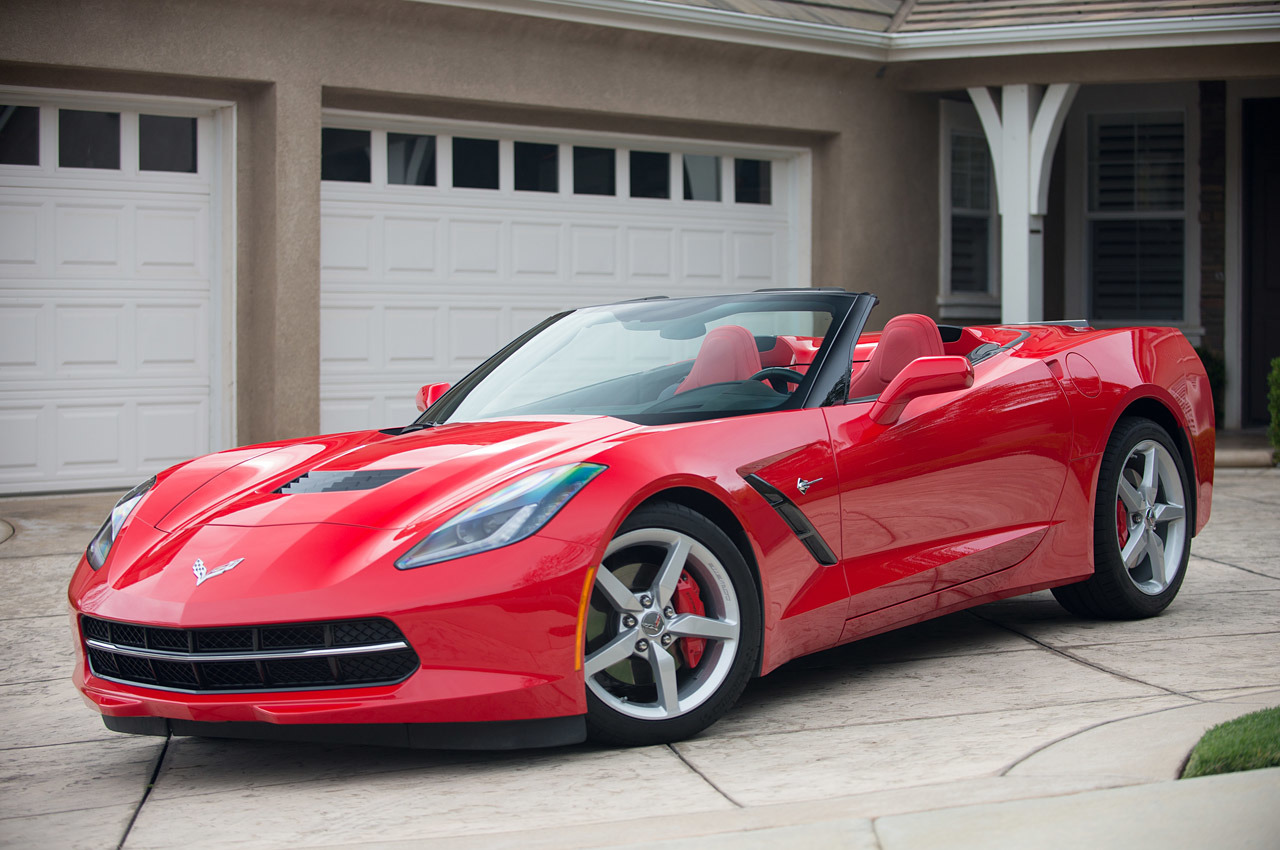 2014 chevrolet corvette stingray convertible review photo gallery. Cars Review. Best American Auto & Cars Review