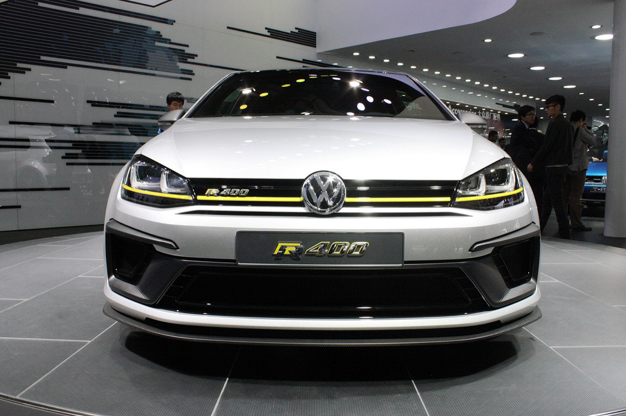 volkswagen golf vii r400 concept beijing 2014 p gina 3 forocoches. Black Bedroom Furniture Sets. Home Design Ideas