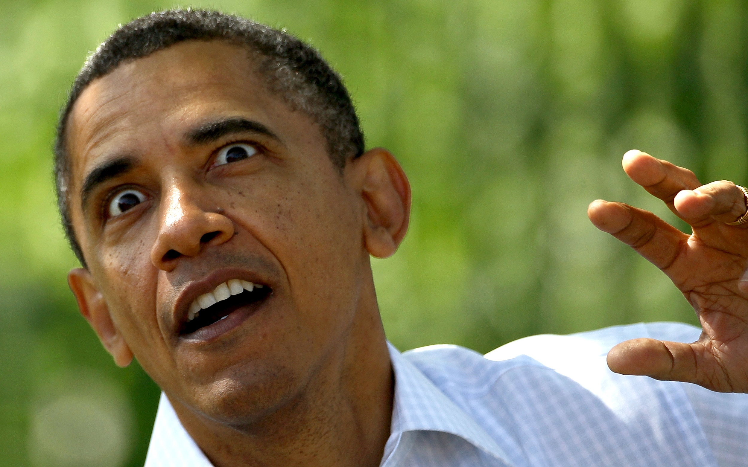 Article - Obama's wildest 'Where the Wild Things Are' faces