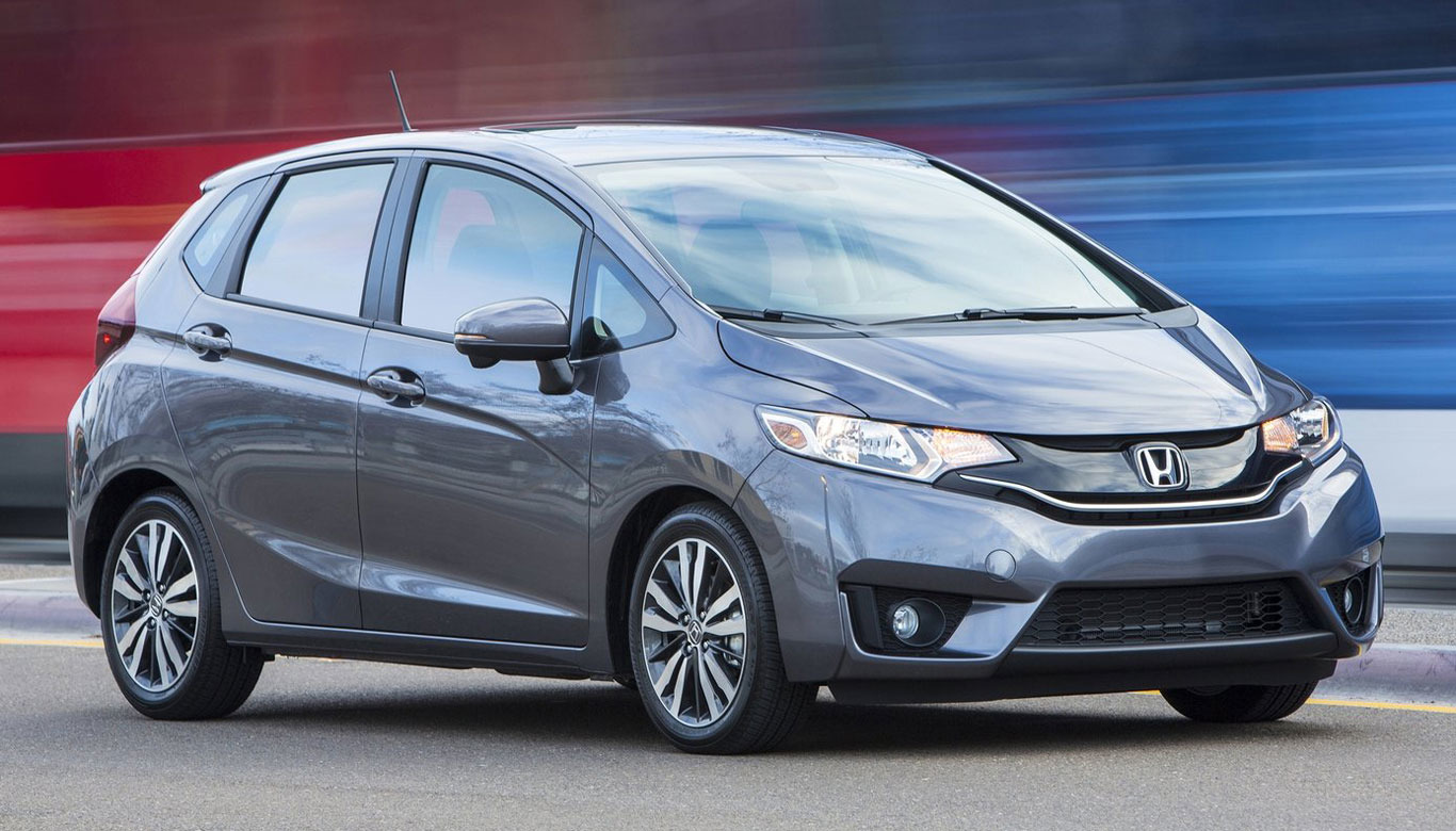 Aol autos test drive 2015 honda fit for Certified used honda fit