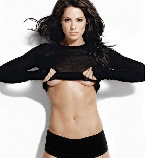 Sorry, that Michelle borth hot sorry, that