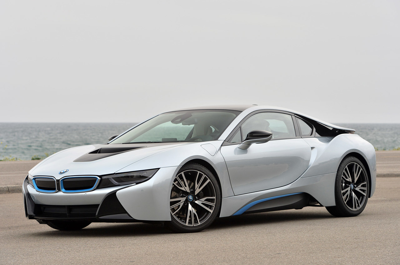 2015 Bmw I8 Car Interior Design