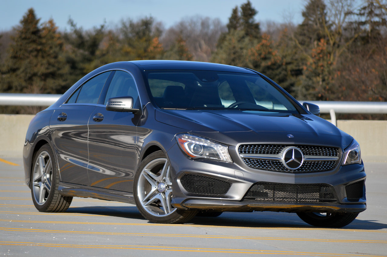 2014 mercedes benz cla250 review photo gallery autoblog for Mercedes benz cla 250 review