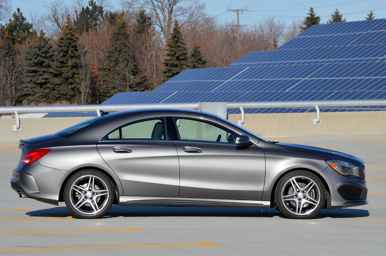 2014 mercedes benz cla250 review photo gallery autoblog