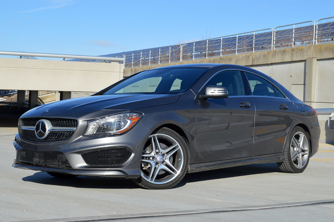 2014 mercedes benz cla250 review photo gallery autoblog for Mercedes benz cla250 used