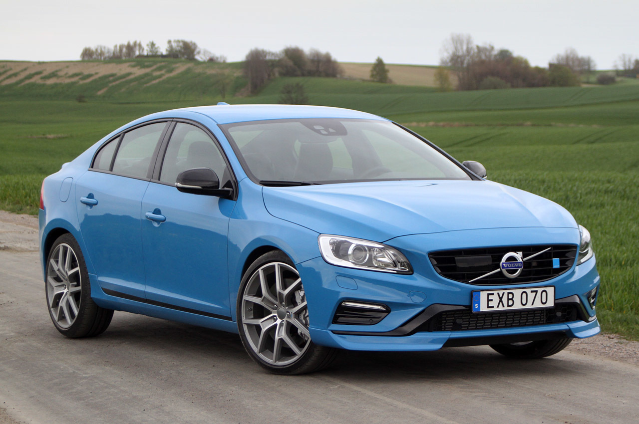 2015.5 Volvo S60 Polestar: First Drive Photo Gallery ...