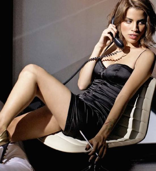 Sexy Actress Natalie Morales Is Everywhere - Mandatory