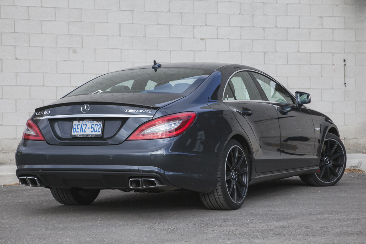 2014 mercedes benz cls63 amg s model price and review for Mercedes benz cls63 price