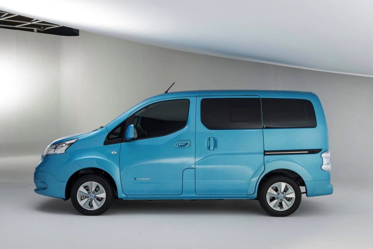 nissan e nv200 electric van photo gallery autobloggreen. Black Bedroom Furniture Sets. Home Design Ideas