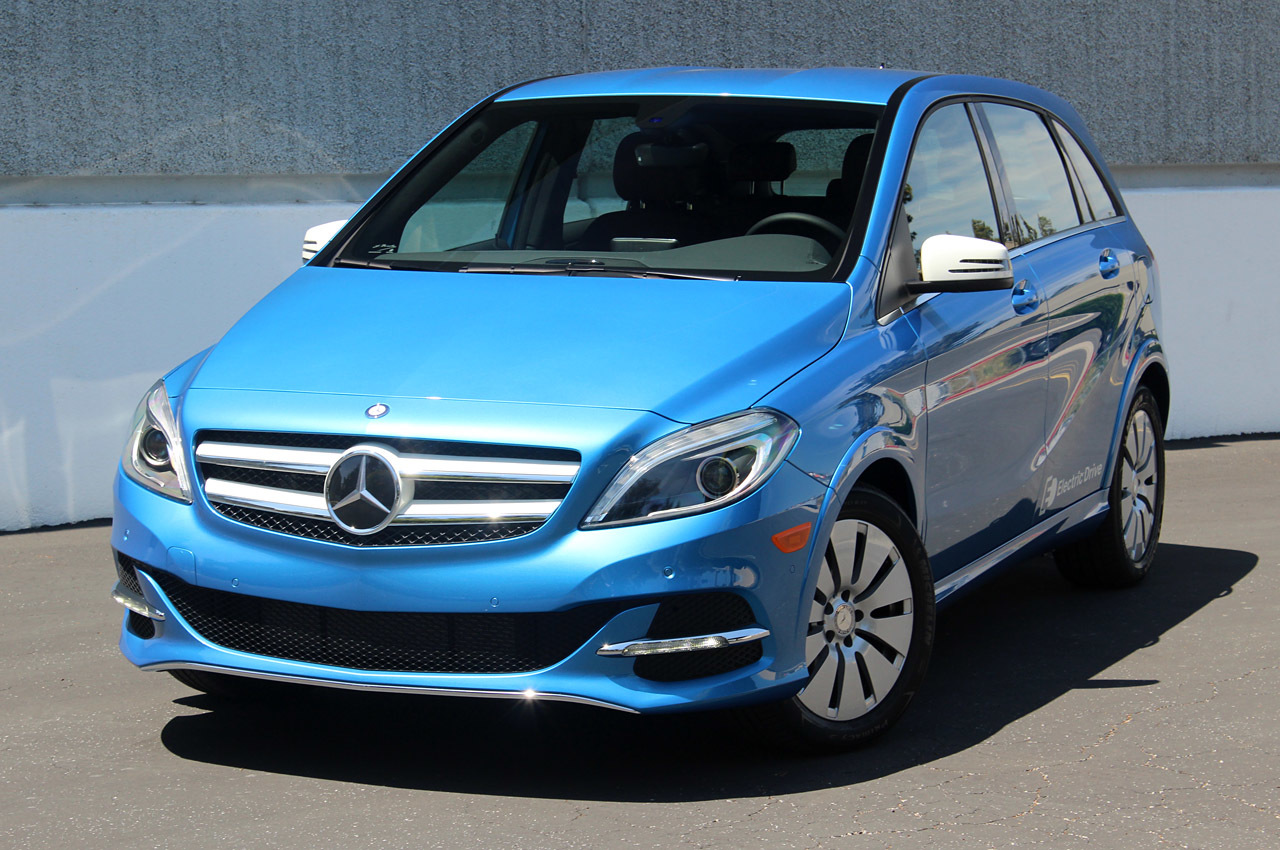 2014 mercedes benz b class electric drive first drive photo gallery autoblog. Black Bedroom Furniture Sets. Home Design Ideas