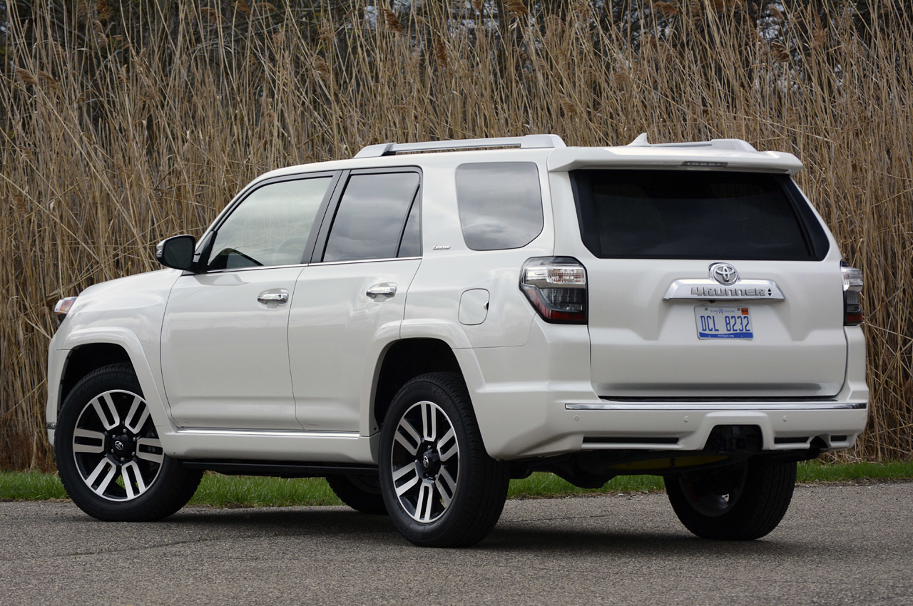 2014 Toyota 4runner Limited Review Photo Gallery Autoblog