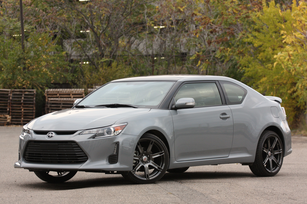 2014 scion tc quick spin photo gallery autoblog. Black Bedroom Furniture Sets. Home Design Ideas