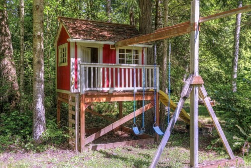 Homes With Great Play Spaces For Kids