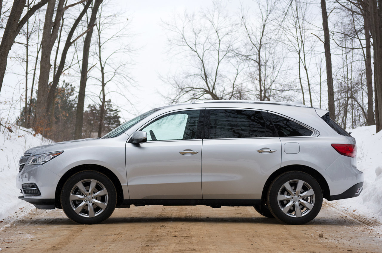 2014 acura mdx sh awd review photo gallery autoblog. Black Bedroom Furniture Sets. Home Design Ideas