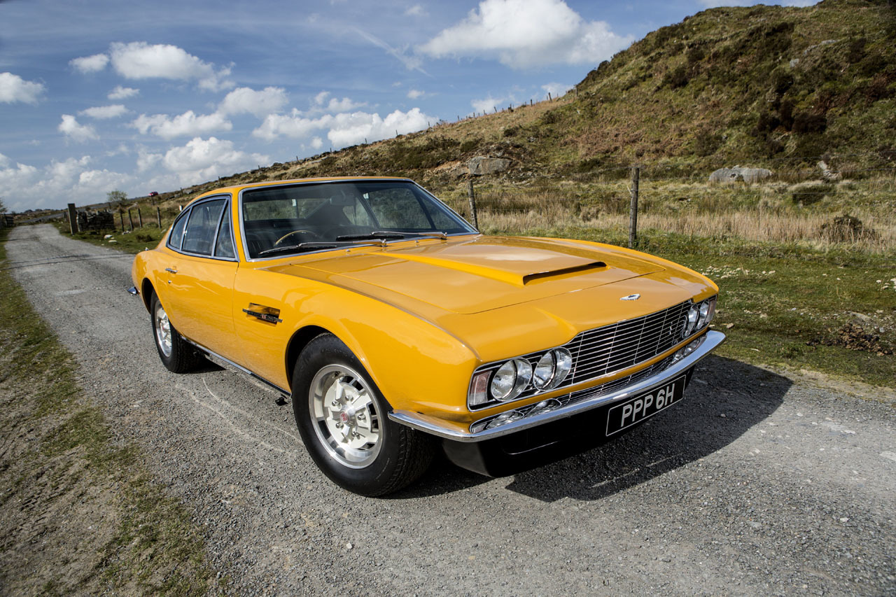 1970 Aston Martin Dbs From The Persuaders Photo Gallery