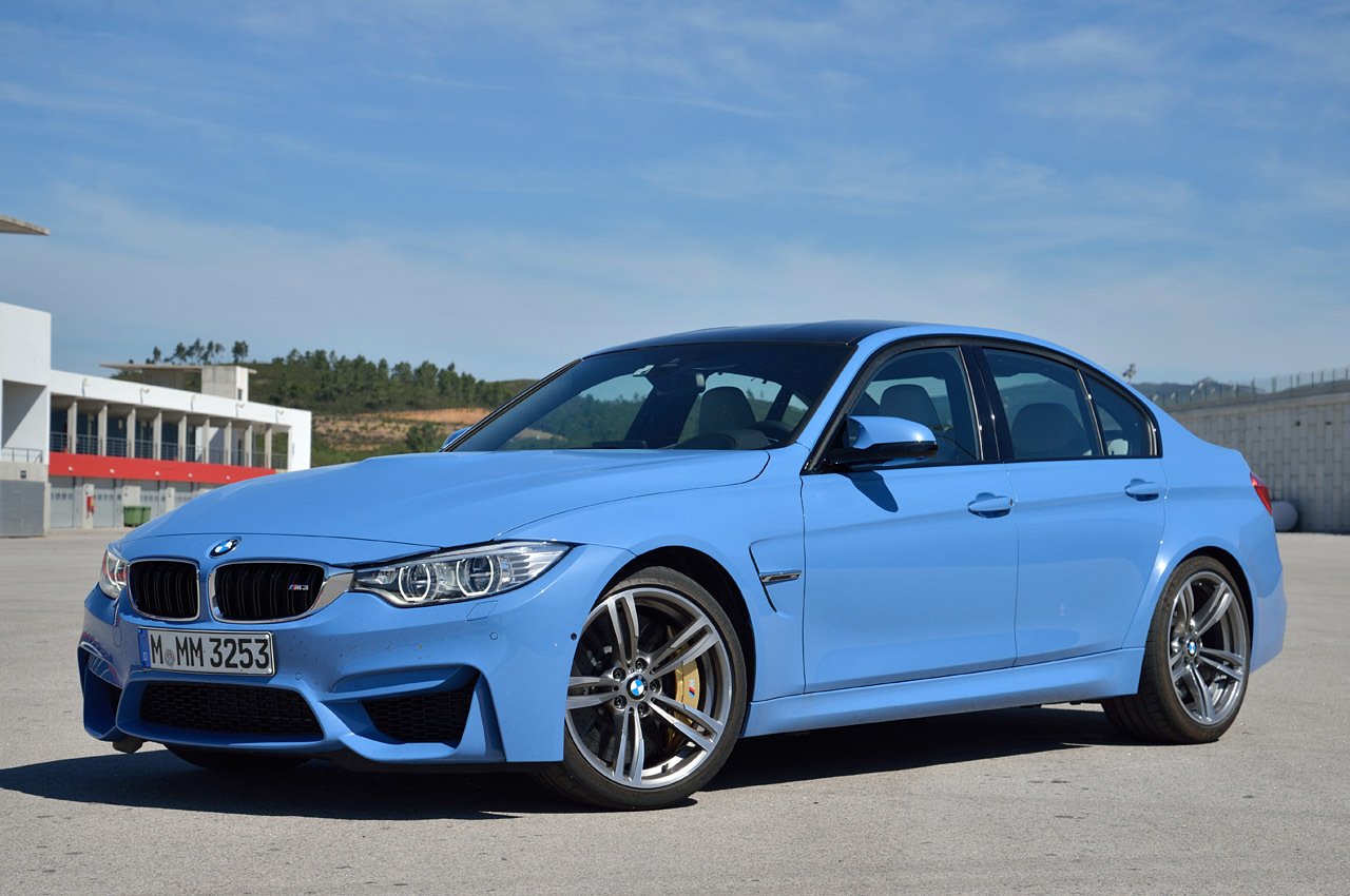 2015 Bmw M3 Sedan First Drive Autoblog