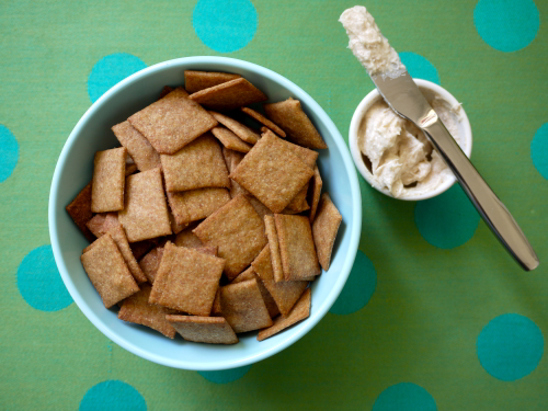 Cinnamon Honey Wheat Thins