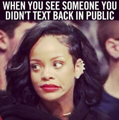 Funny Memes For Ig : Why rihanna tweeted quot f k you to cbs cambio