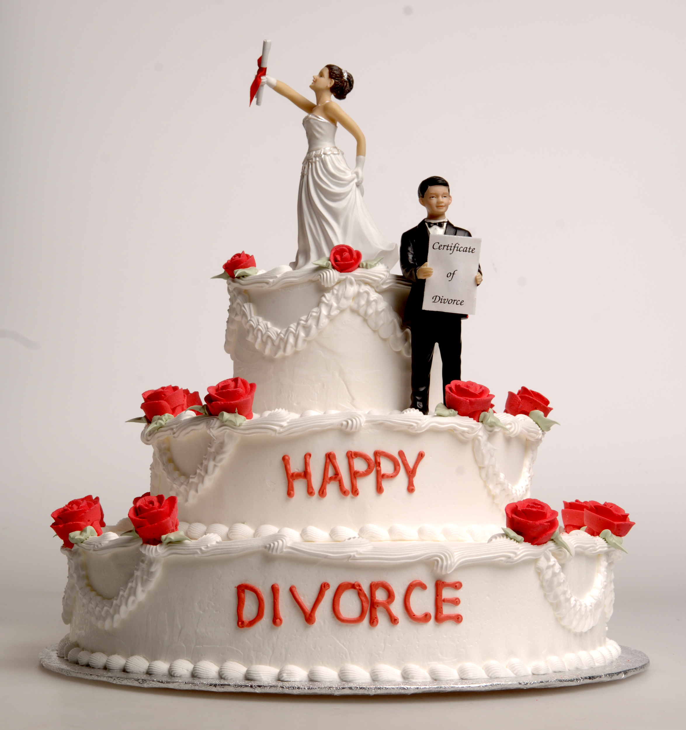 Today S Divorces Can Mean Cake And Eating It Too Aol News