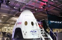 SpaceX Dragon V2 can seat up to seven passengers, use thrusters to land on solid ground