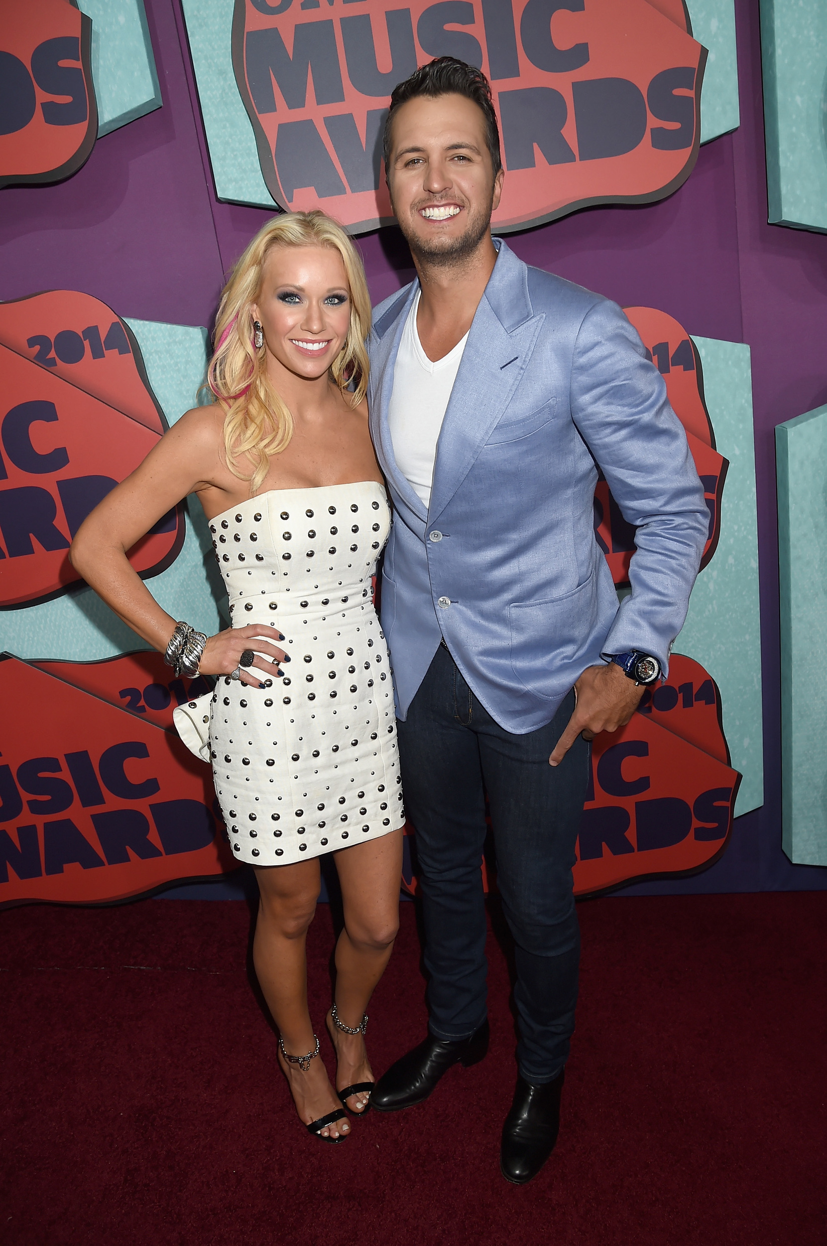 Luke bryan wife and kids 2014 the image for How many kids does luke bryan have
