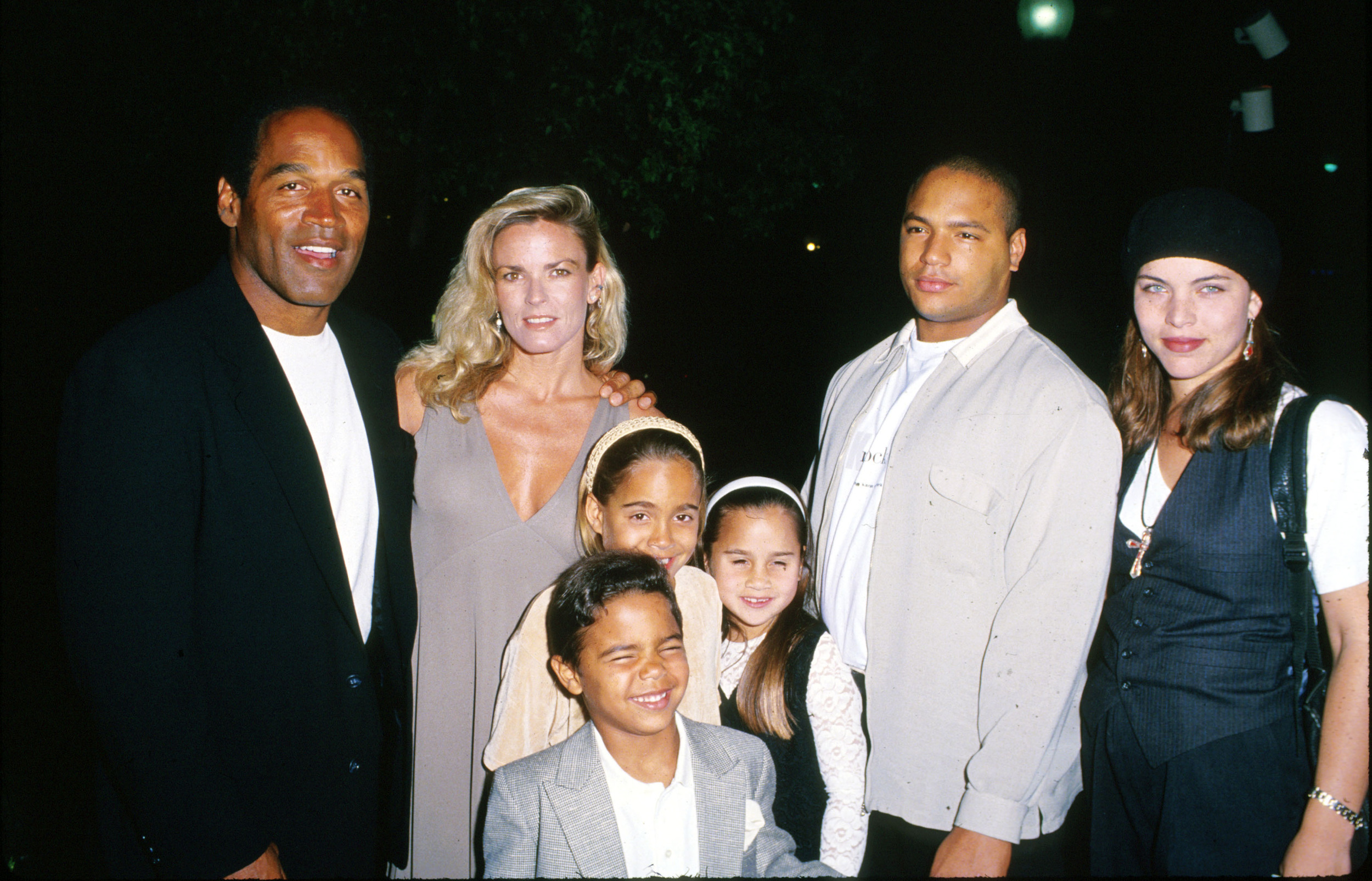 and nicole brown photo by ron galella wireimage o j simpson and nicole ...