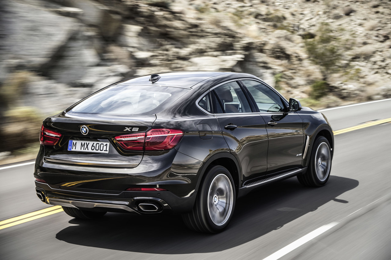 2015 Bmw X6 Photo Gallery Autoblog