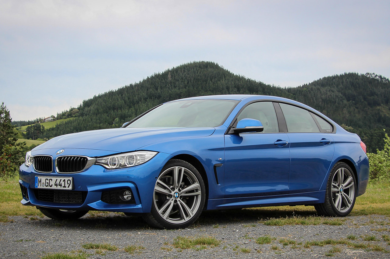 2015 bmw 4 series gran coupe: quick spin photo gallery - autoblog