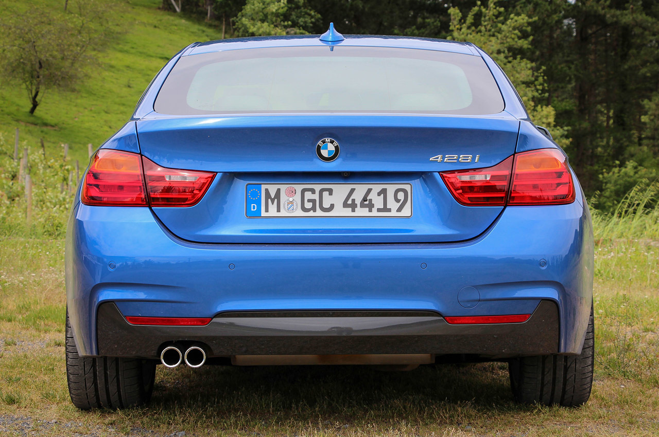2015 BMW 4 Series Gran Coupe Quick Spin Photo Gallery