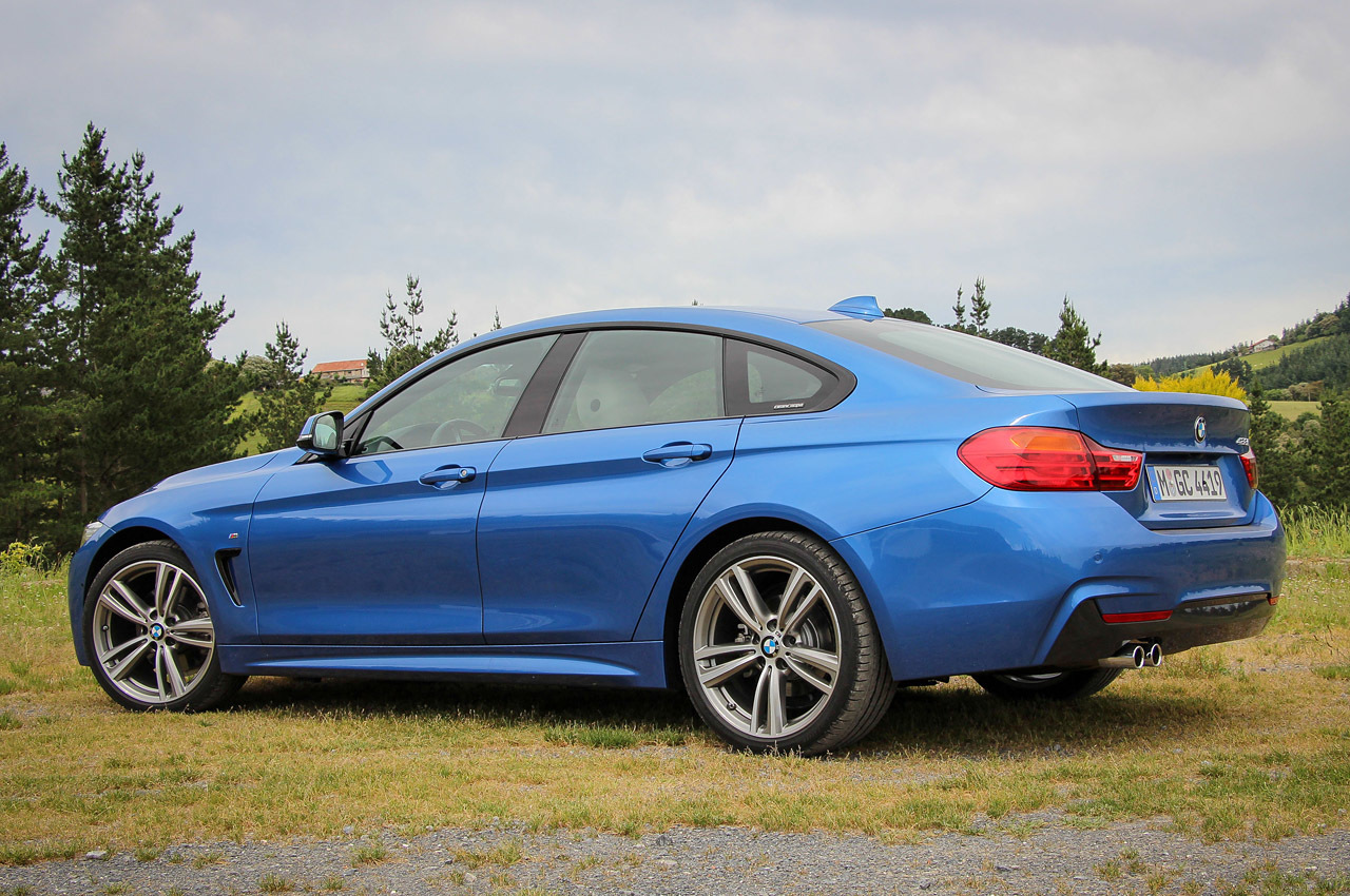 2015 BMW 4 Series Gran Coupe: Quick Spin Photo Gallery