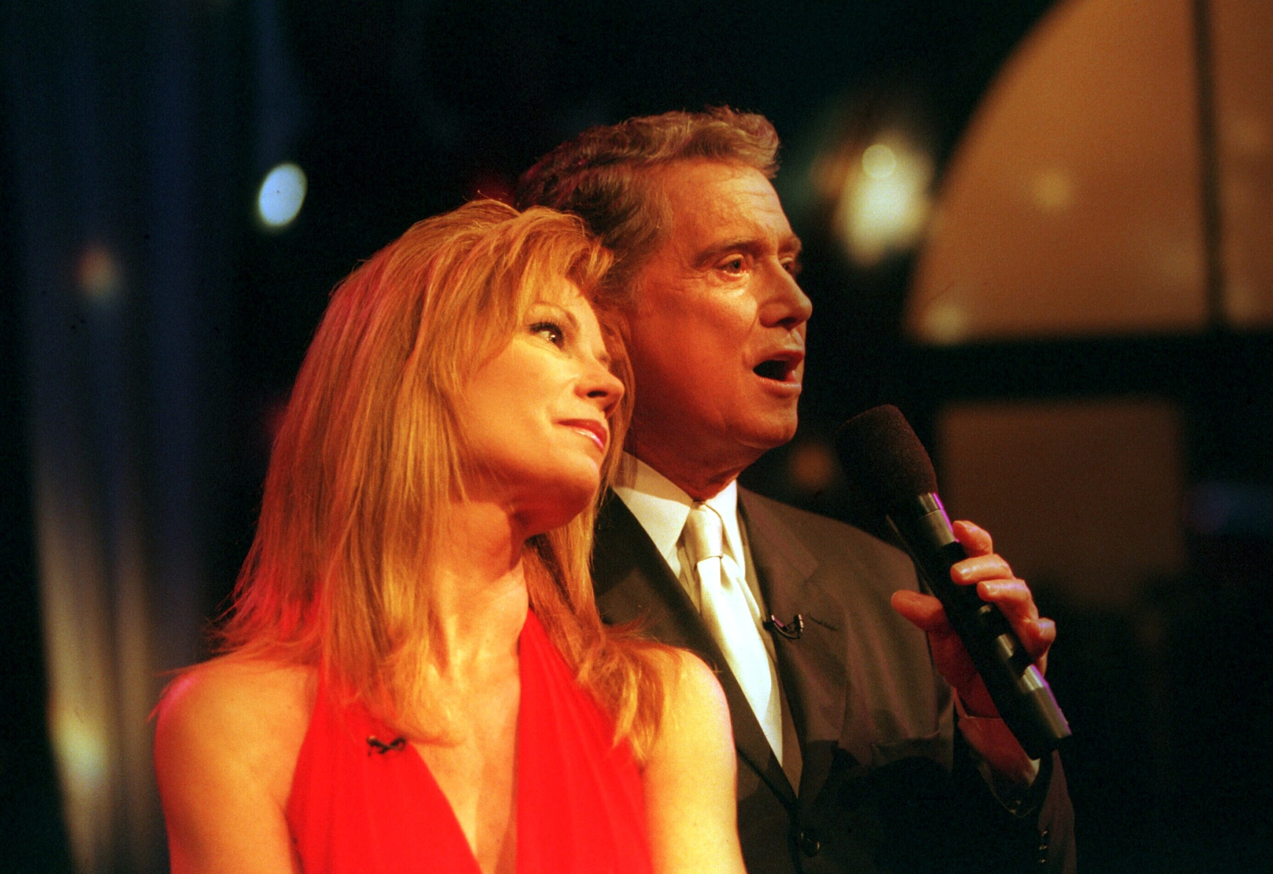 Kathie Lee Gifford And Regis Philbin