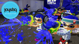 Splatoon (Wii U) – Selected by Anthony John Agnello