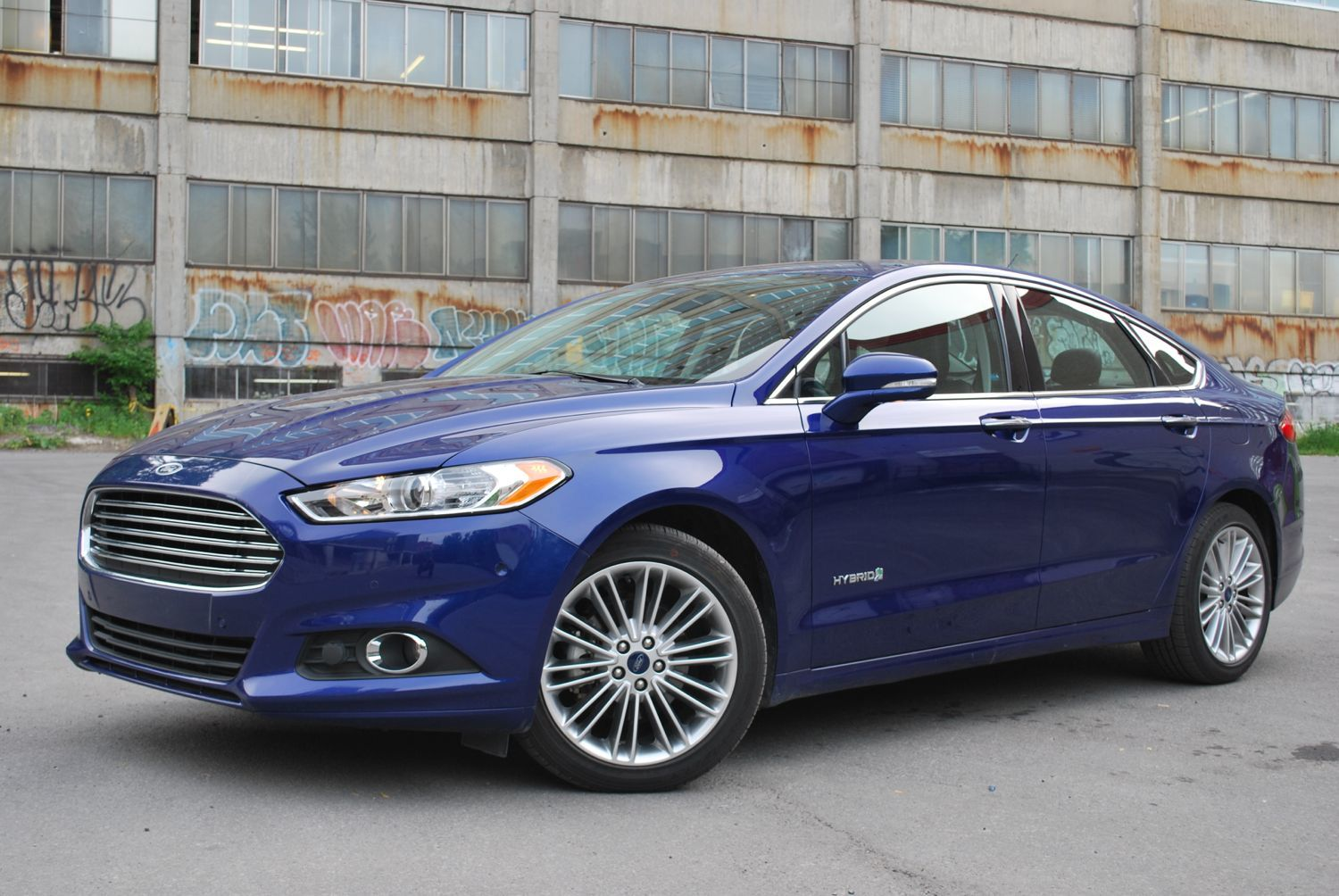 ford fusion hybrid se 2014 une semaine d essai photos. Cars Review. Best American Auto & Cars Review