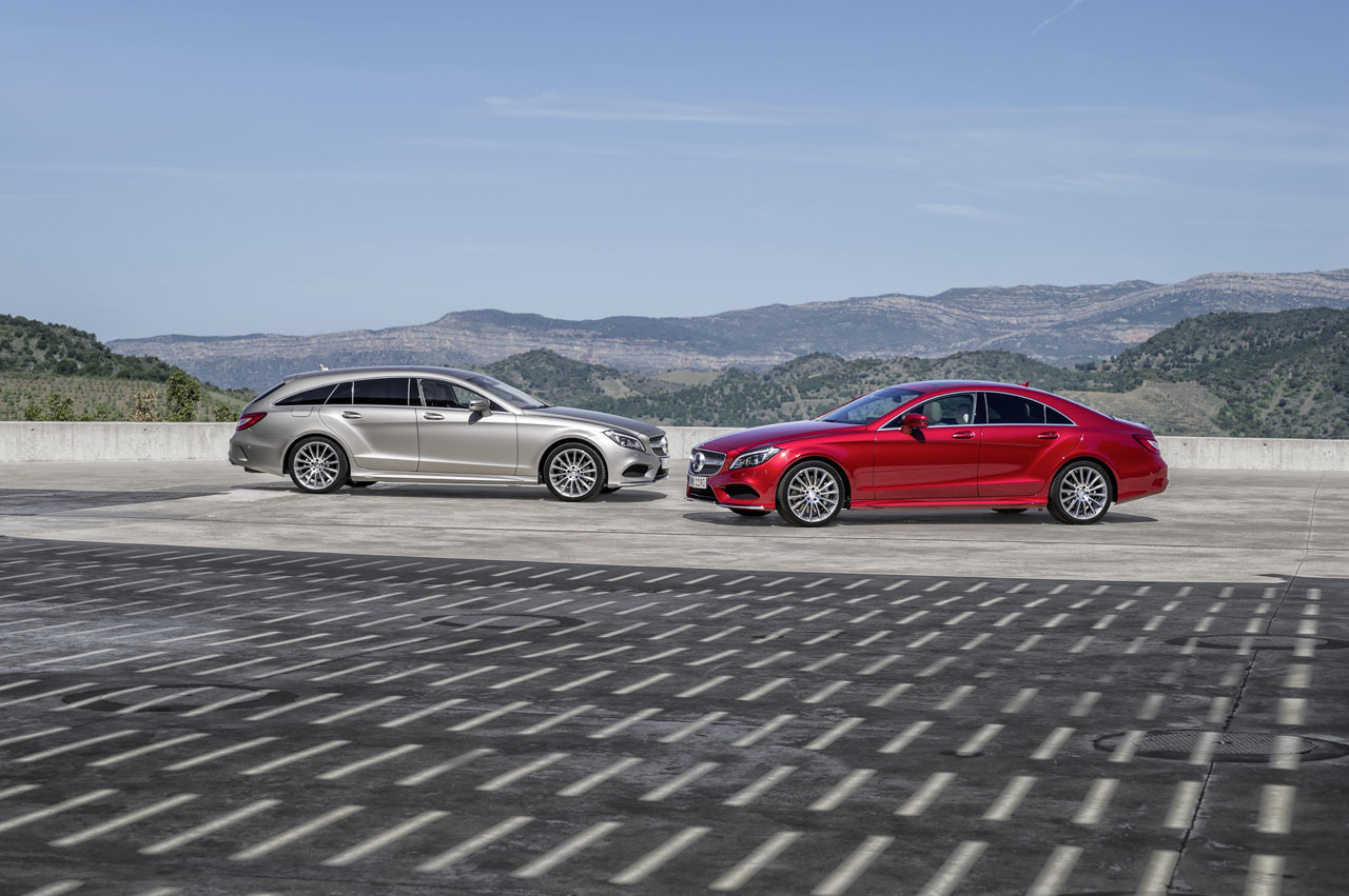 All Types cls mercedes 2015 : 2015 Mercedes-Benz CLS-Class Photo Gallery - Autoblog