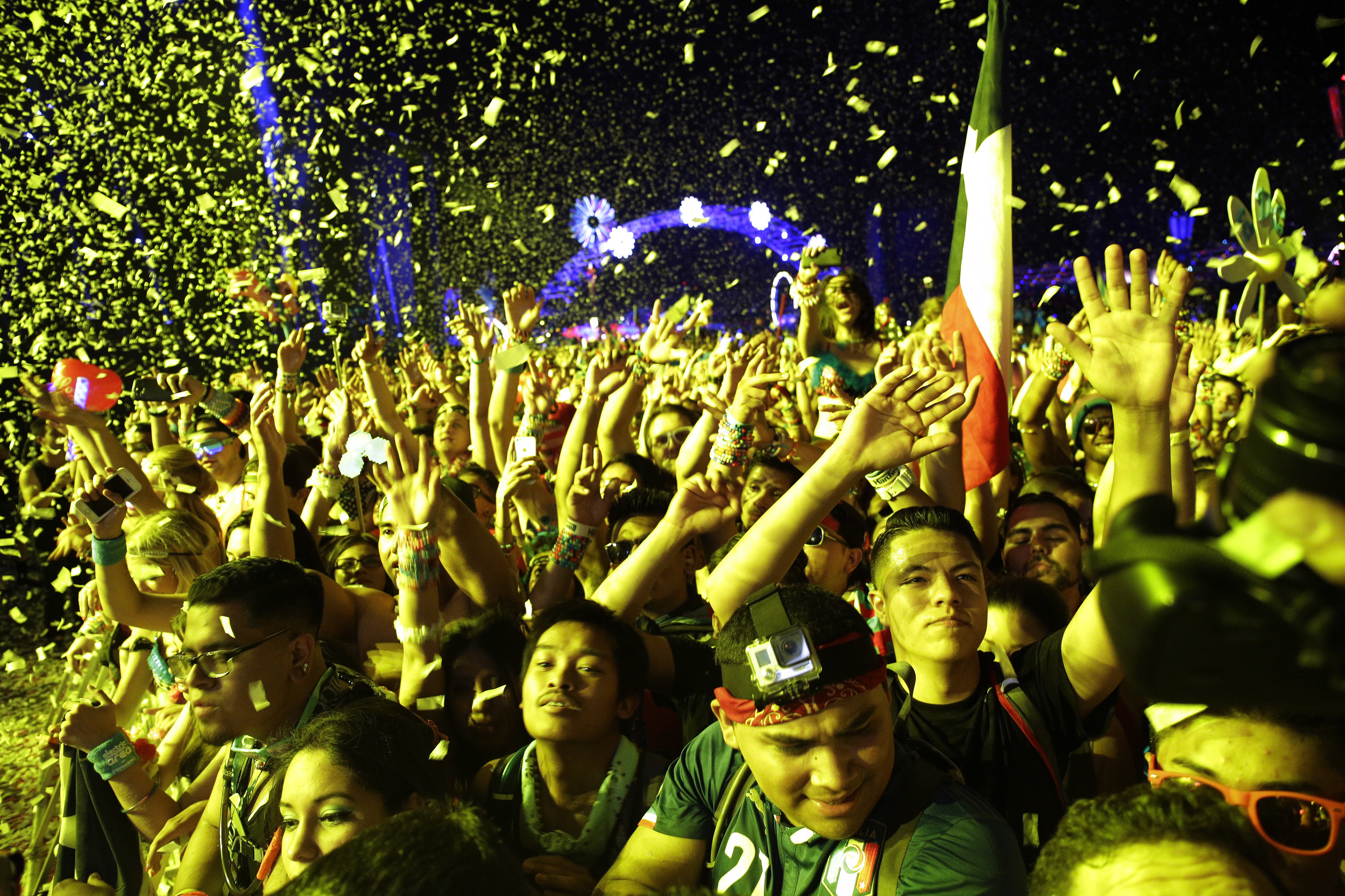 Dance Dance Dissolution: The Electric Daisy Carnival's Fresh Hell