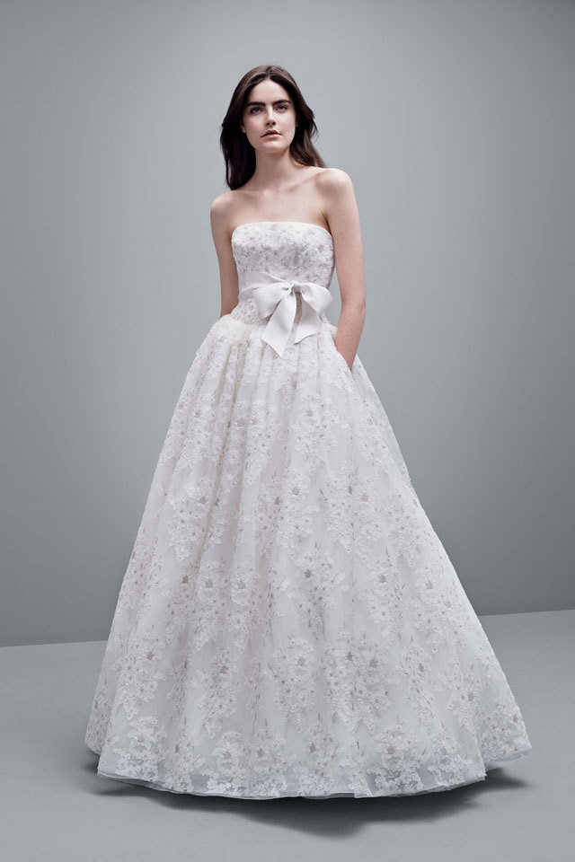 Vera Wang London Bridal Sample Sale Wedding Dresses Picture Pictures to pin on Pinterest