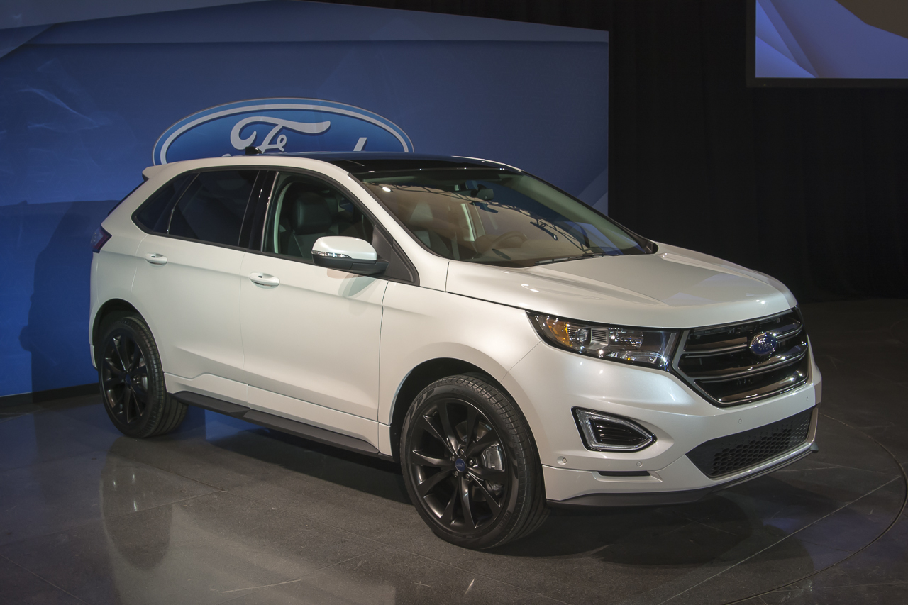 2015 Ford Edge Sport Live Photos Photo Gallery Autoblog