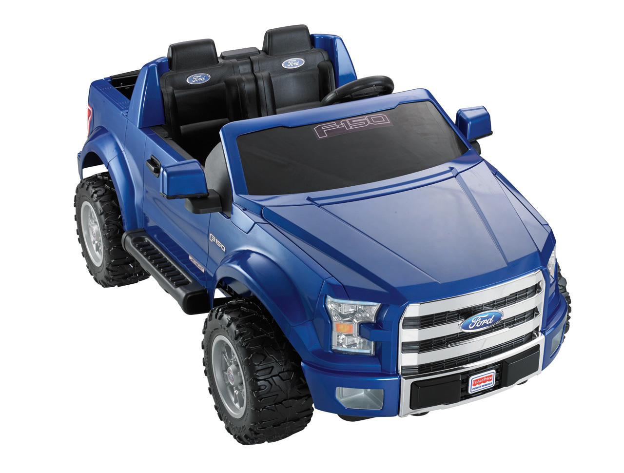 2015 Ford F 150 By Power Wheels Photo Gallery Autoblog