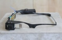 These early Google Glass prototypes looked (even more) awkward