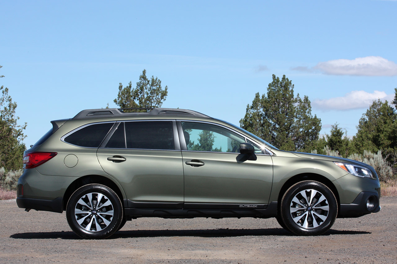 2015 Subaru Outback First Drive Photo Gallery Autoblog
