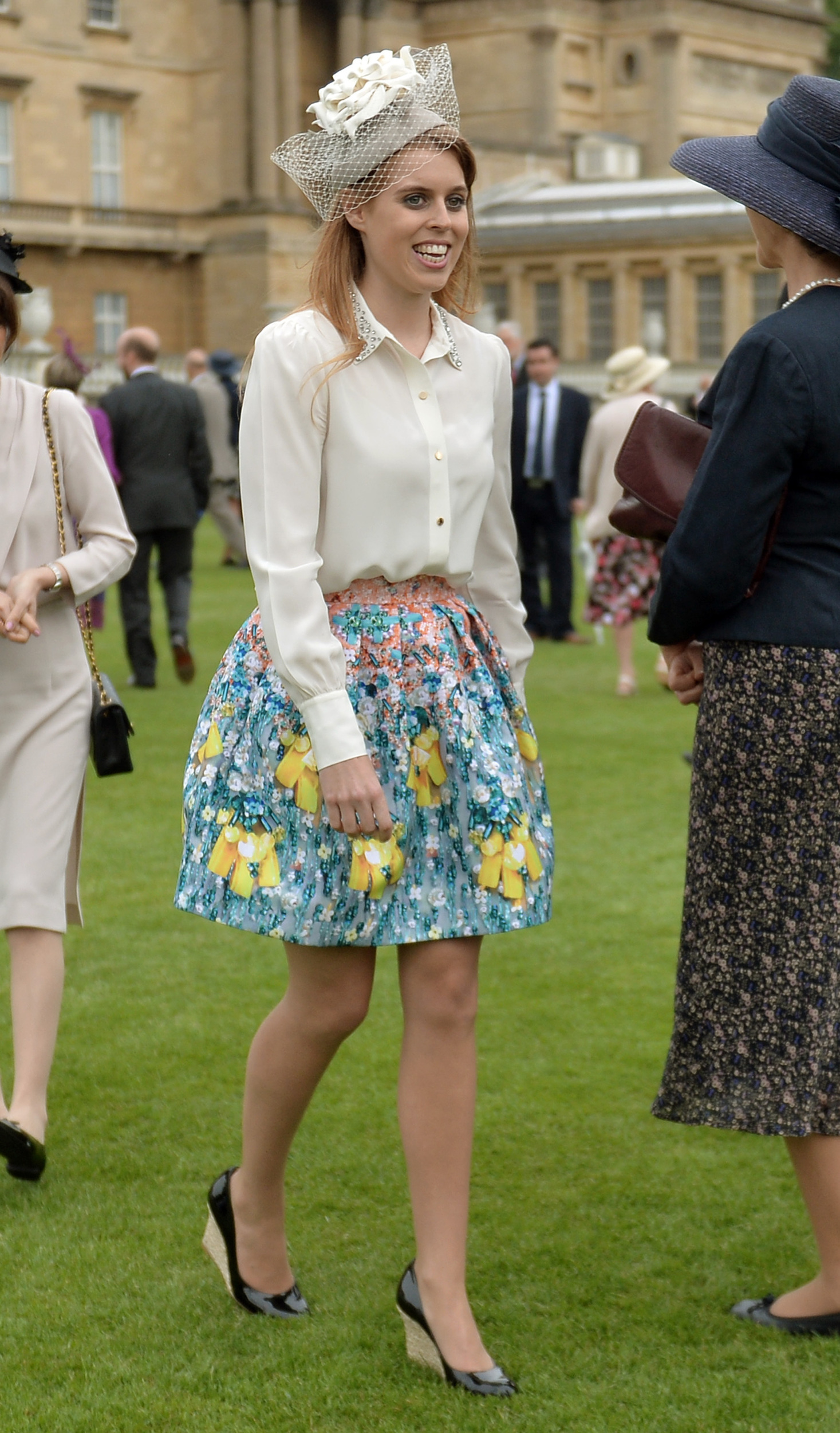 Princess Beatrice Gets An Internship At Sony Pictures