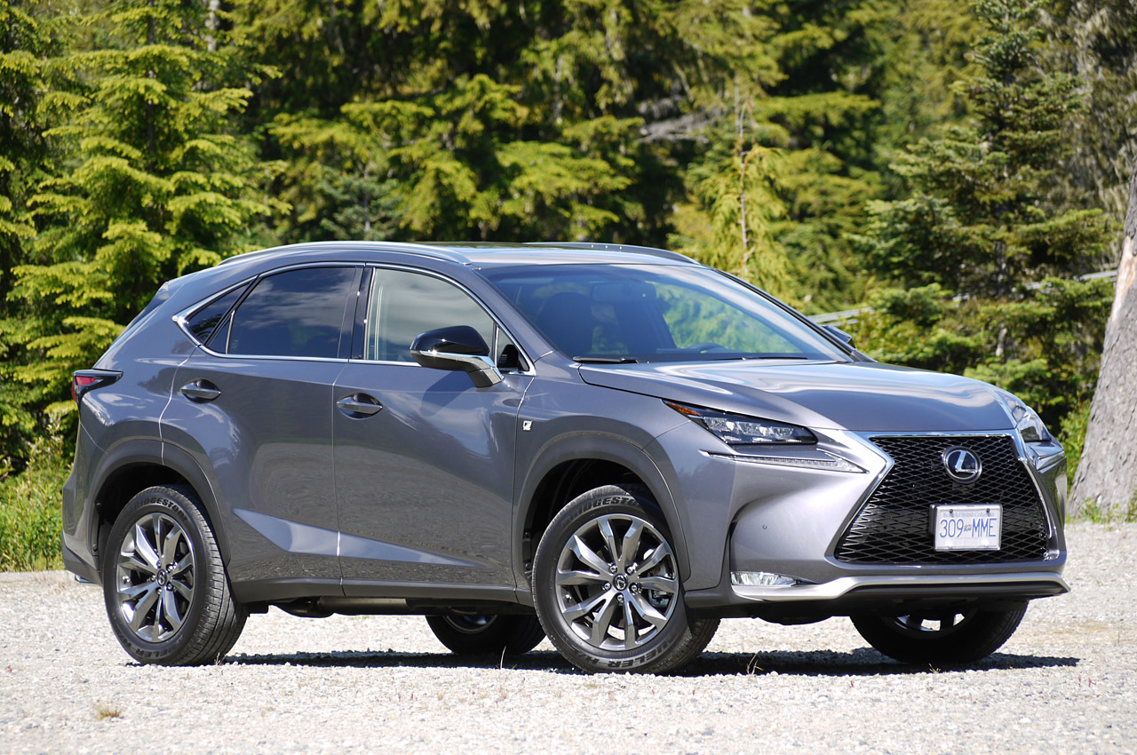 2015 lexus nx 200t first drive photo gallery autoblog. Black Bedroom Furniture Sets. Home Design Ideas