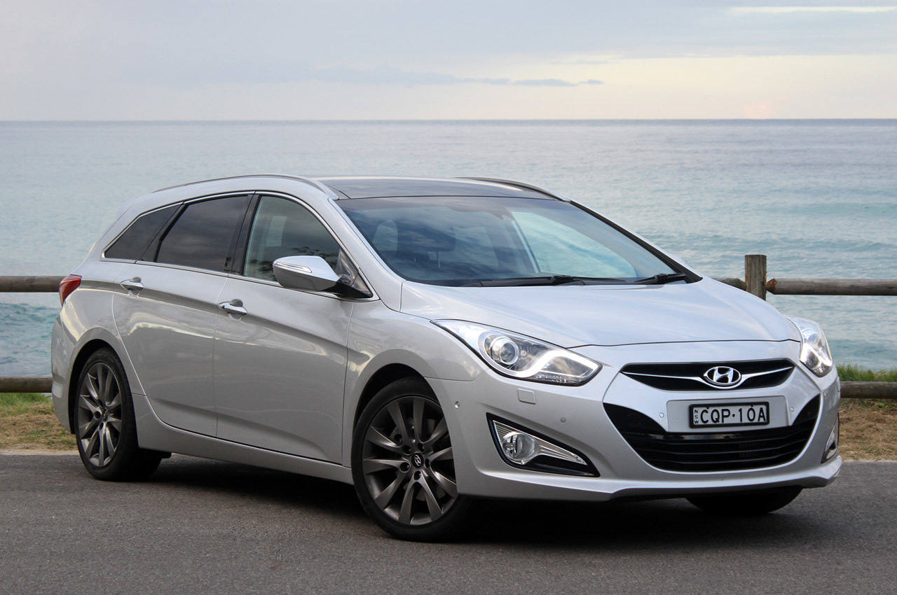2014 hyundai i40 tourer review photo gallery autoblog. Black Bedroom Furniture Sets. Home Design Ideas