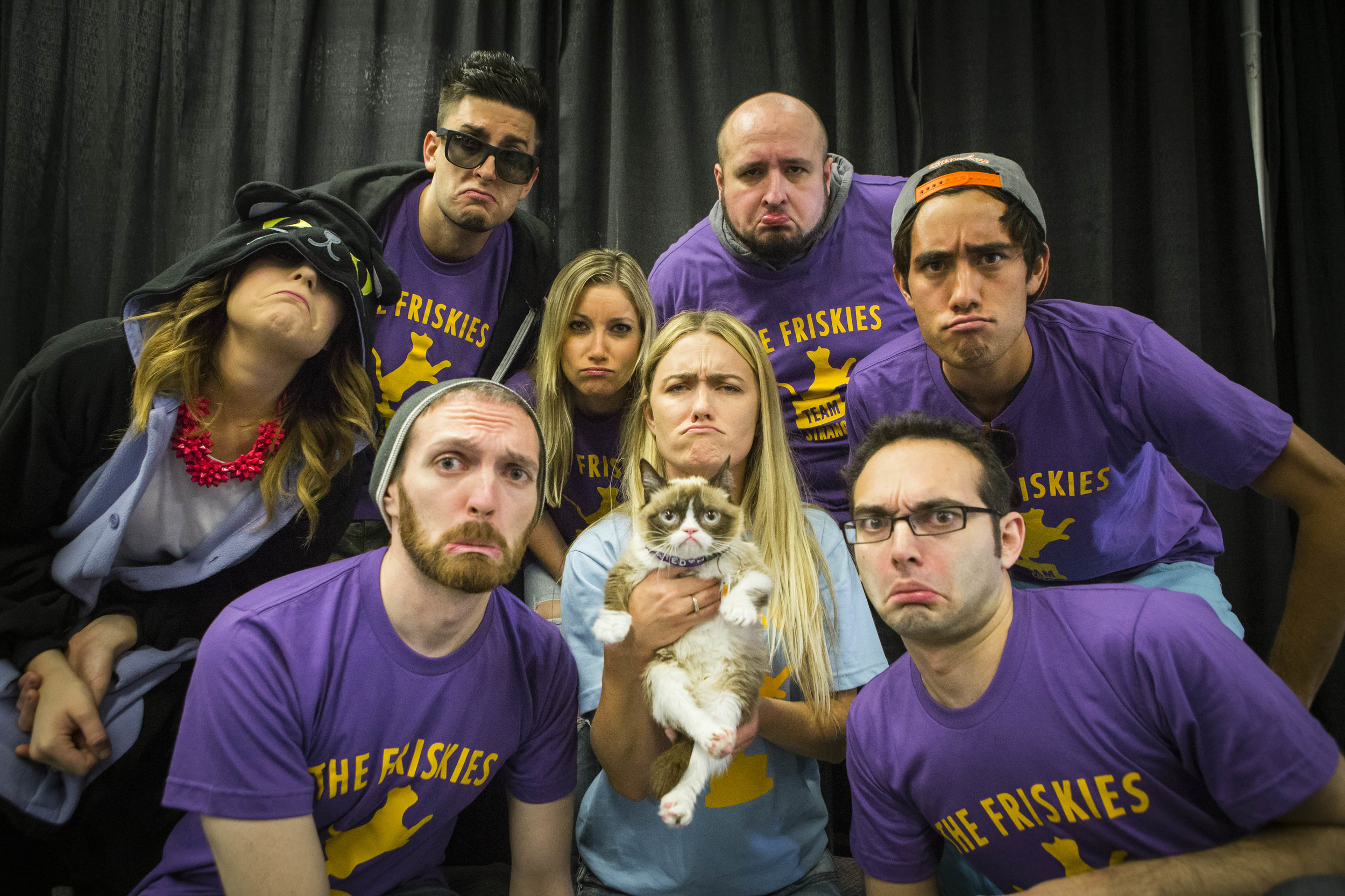 The Friskies/VidCon