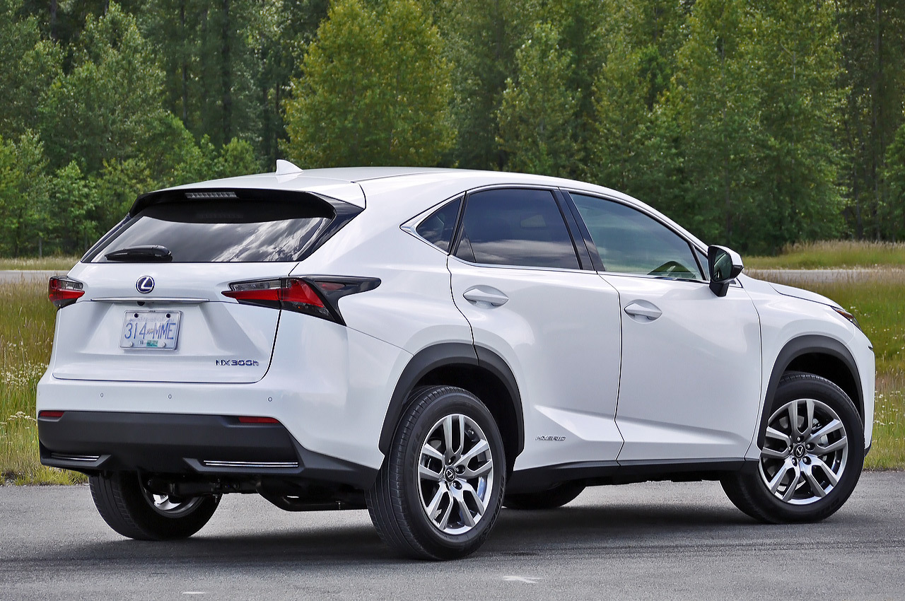 2015 lexus nx 300h quick spin photo gallery autoblog. Black Bedroom Furniture Sets. Home Design Ideas