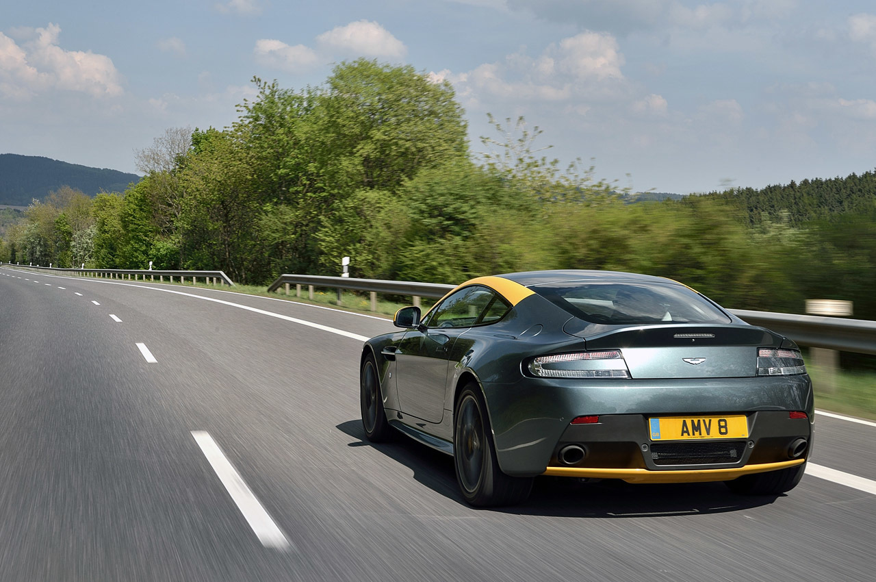 2015 aston martin v8 vantage gt first drive photo gallery