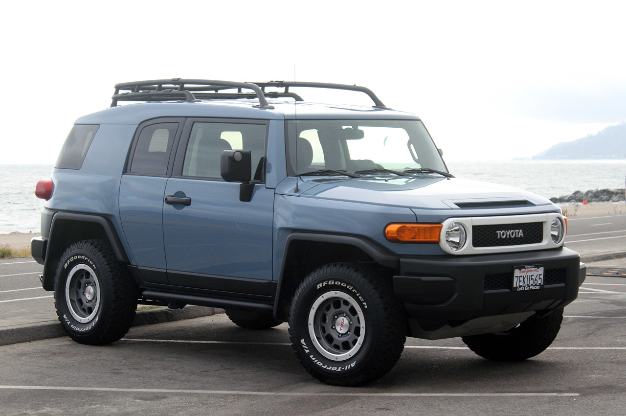 2014 Fj Cruiser Concept | Autos Post