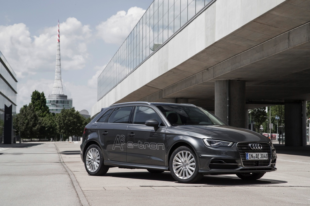 Audi A3 E Tron In Daytona Grey Photo Gallery Autoblog