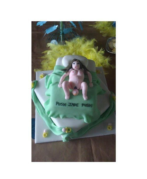 worst baby shower cakes ever