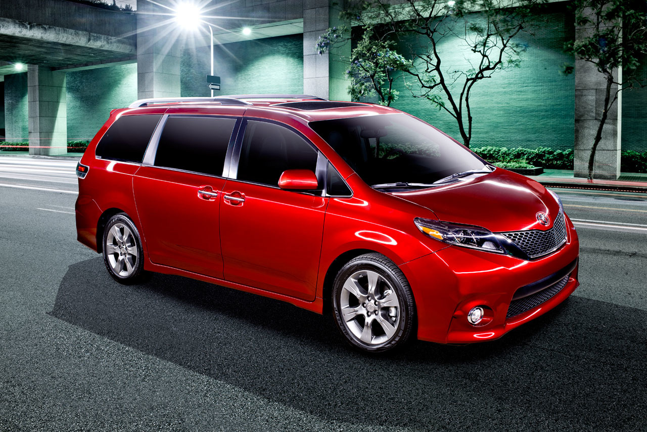 2015 toyota sienna se photo gallery autoblog. Black Bedroom Furniture Sets. Home Design Ideas